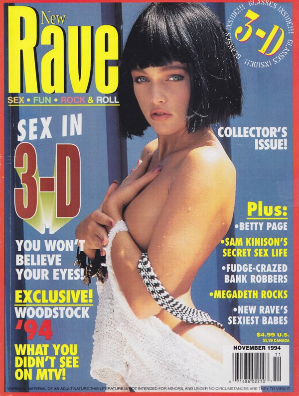 1994 adult magazine new rave
