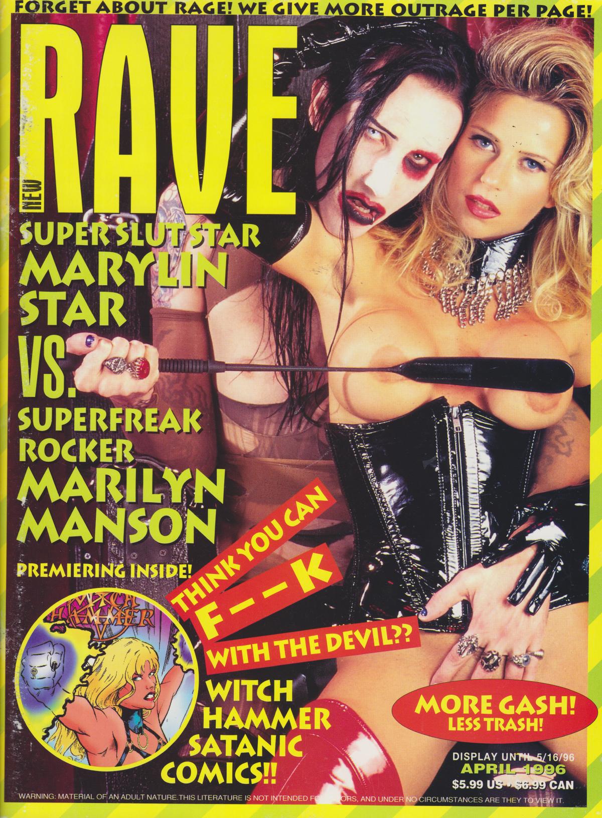 1994 new rave adult magazine