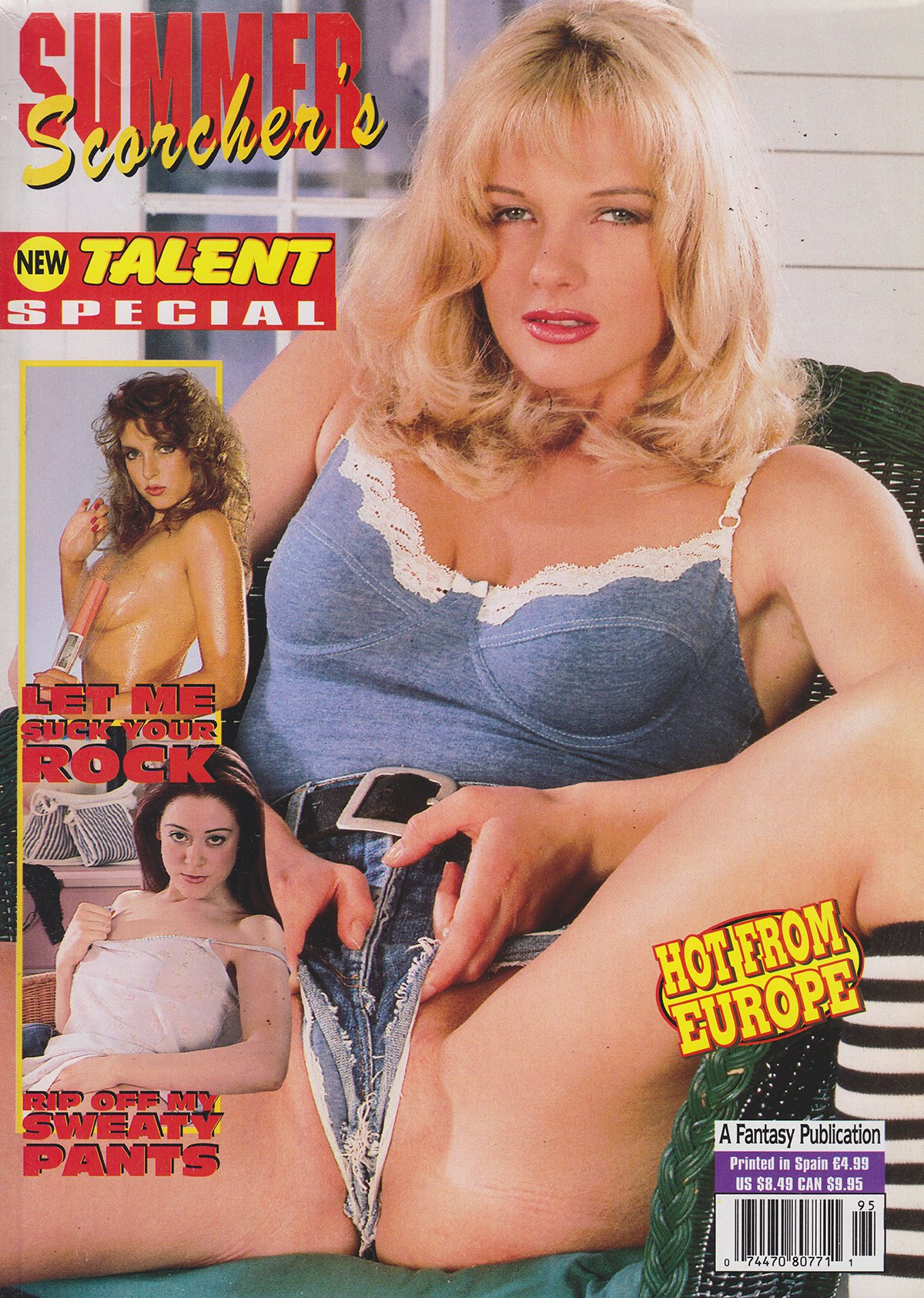 New Talent Special # 95 - Summer Scorcher's thumbnail