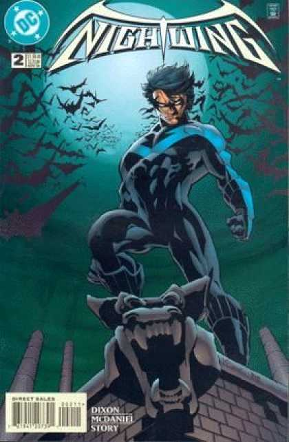Nightwing A1 Comix Comic Book Database