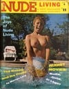 Nude Living # 11 magazine back issue cover image