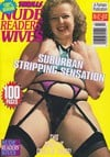 Nude Readers' Wives # 107 magazine back issue cover image