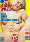 Nude Readers' Wives # 110 magazine back issue cover image
