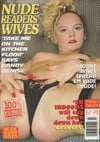 Nude Readers' Wives # 127 magazine back issue cover image