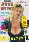 Nude Wives # 57 magazine back issue