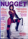 Nugget March 1985 magazine back issue