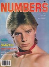 numbers xxx gay porn magazine 1989 back issues hottest classifieds horny hung men  giant hard cocks  Magazine Back Copies Magizines Mags