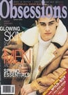 spring break special of obsesssions magazine 1996 back issues hot cute guys naked rough rugged dudes Magazine Back Copies Magizines Mags