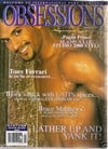 Obsessions March 1997 magazine back issue cover image