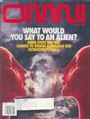 Omni January 1995 magazine back issue