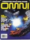 Omni April 1995 magazine back issue