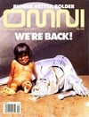 Omni Fall 1995 magazine back issue