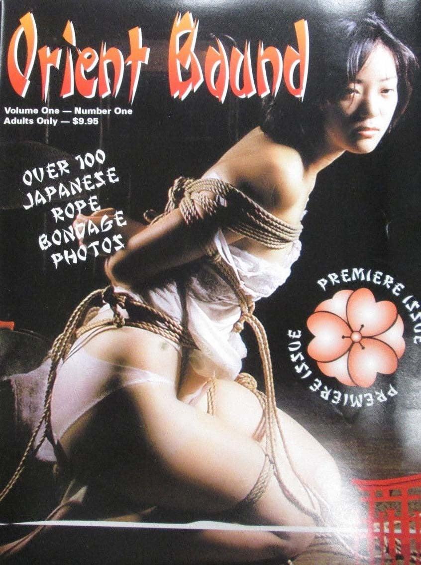 Orient Bound Vol. 1 # 1 magazine back issue
