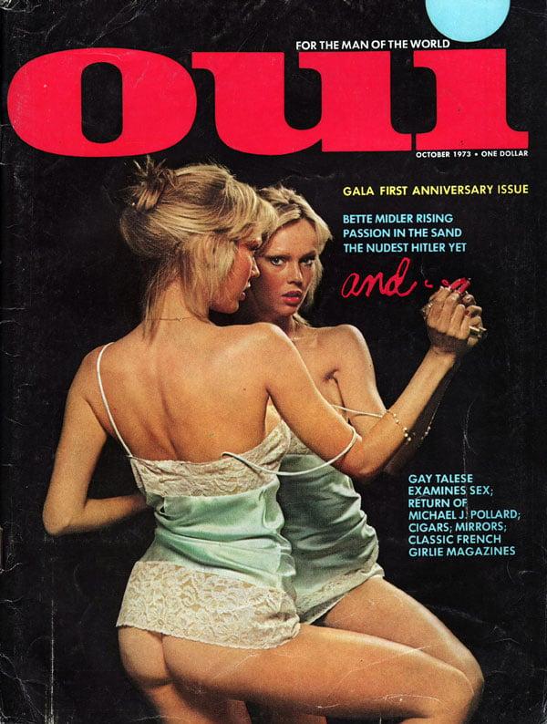 Oui Magazine, October 1973