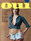 Oui February 1973 magazine back issue