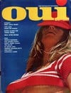 Oui June 1973 magazine back issue