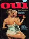 Oui October 1973 magazine back issue