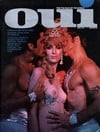 Oui April 1974 magazine back issue