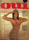 Oui June 1974 magazine back issue