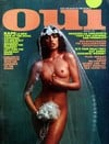 Oui February 1976 magazine back issue