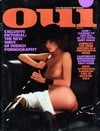 Oui April 1976 magazine back issue