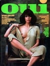 Oui May 1976 magazine back issue