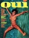 Oui July 1976 magazine back issue