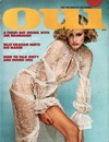 Oui February 1978 magazine back issue
