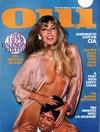 Oui January 1979 magazine back issue