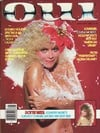 Louisa Moritz magazine cover Appearances Oui January 1983