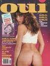 Oui May 1983 magazine back issue