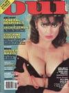 Jaclyn Zeman magazine cover Appearances Oui June 1983