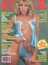 Oui October 1983 magazine back issue