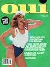 Oui June 1985 magazine back issue