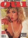 Oui October 1985 magazine back issue