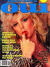Oui November 1985 magazine back issue