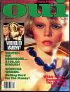 Oui December 1985 magazine back issue