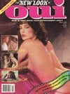 Oui March 1986 magazine back issue