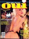 Oui January 1987 magazine back issue