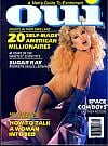 Oui April 1988 magazine back issue