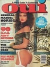 Laura Allen Oui June 1988 magazine pictorial