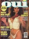 Oui September 1988 magazine back issue
