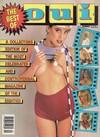 Oui Summer 1989- Best of magazine back issue