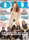 Oui April 2001 magazine back issue
