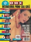 Oui Special January 1989 - International Phone-Call Girls magazine back issue