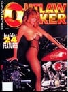 Outlaw Biker April 1996 magazine back issue cover image