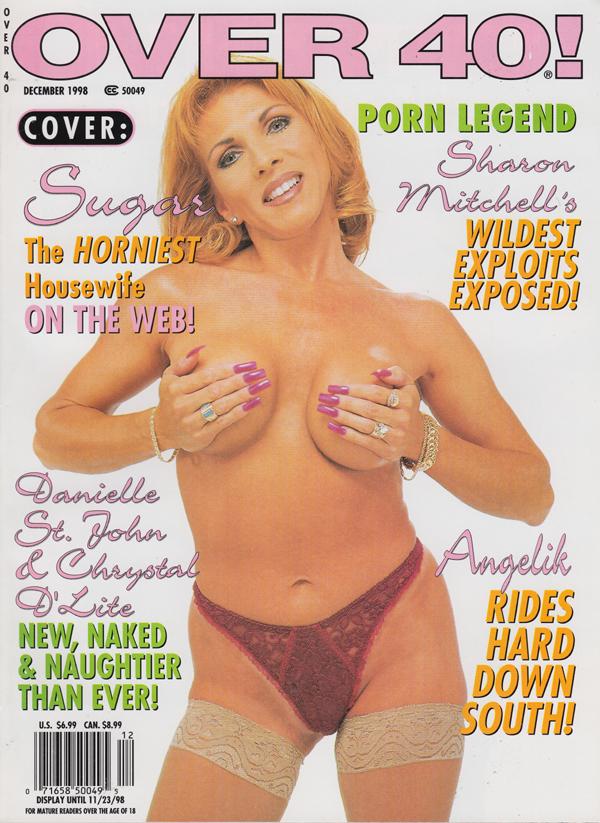Over 40 porn magazine