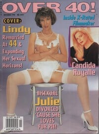 Over 40 November 1998 magazine back issue