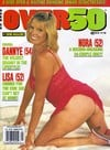over 50 magazine 2007, sexy seniors are hot to trot, older & more experienced women, seniors' orgy, Magazine Back Copies Magizines Mags