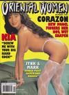 Jessica Steinhauser Oriental Women October 1998 magazine pictorial